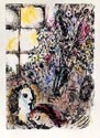 Chagall THE SUMMER EVENING (M.545)