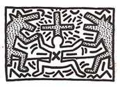 Haring UNTITLED #2
