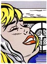 Lichtenstein SHIPBOARD GIRL